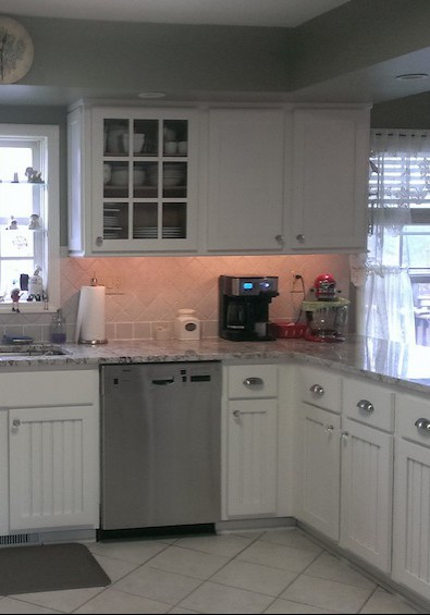Kitchen Cabinet Refinishing South Jersey